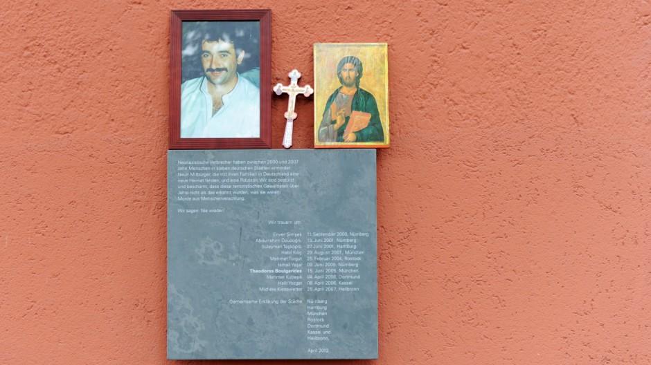 Gedenken an NSU-Opfer in München