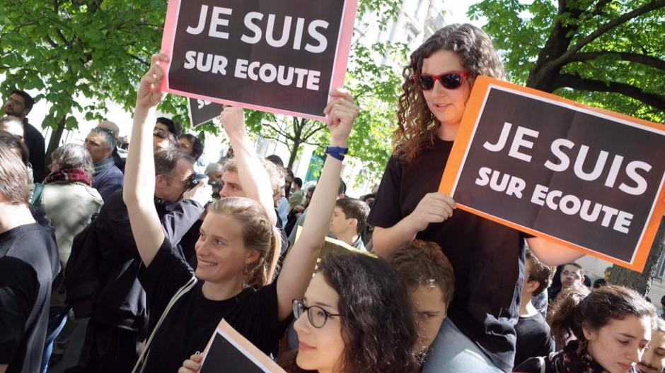 Geheimdienste Frankreich