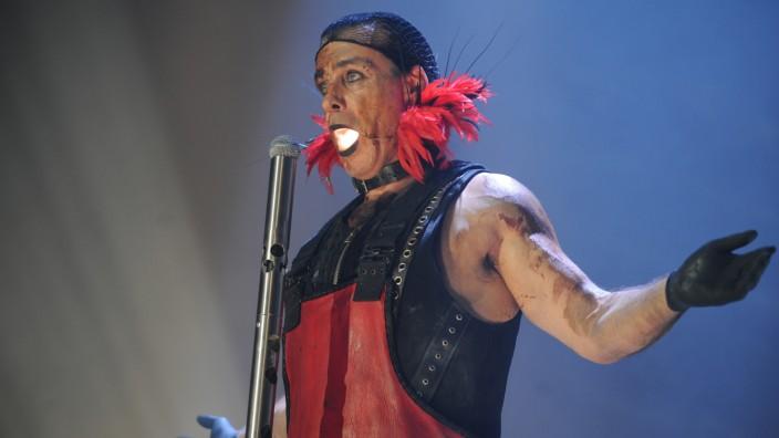 Rammstein in München, 2009