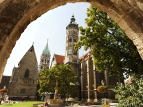 Unesco-Bewerbung: Naumburger Dom