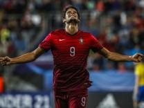 Portugal v Sweden - UEFA Under21 European Championship 2015