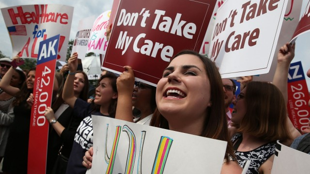 Supreme Court To Issue Landmark Rulings On Obamacare, Same Sex Marriage