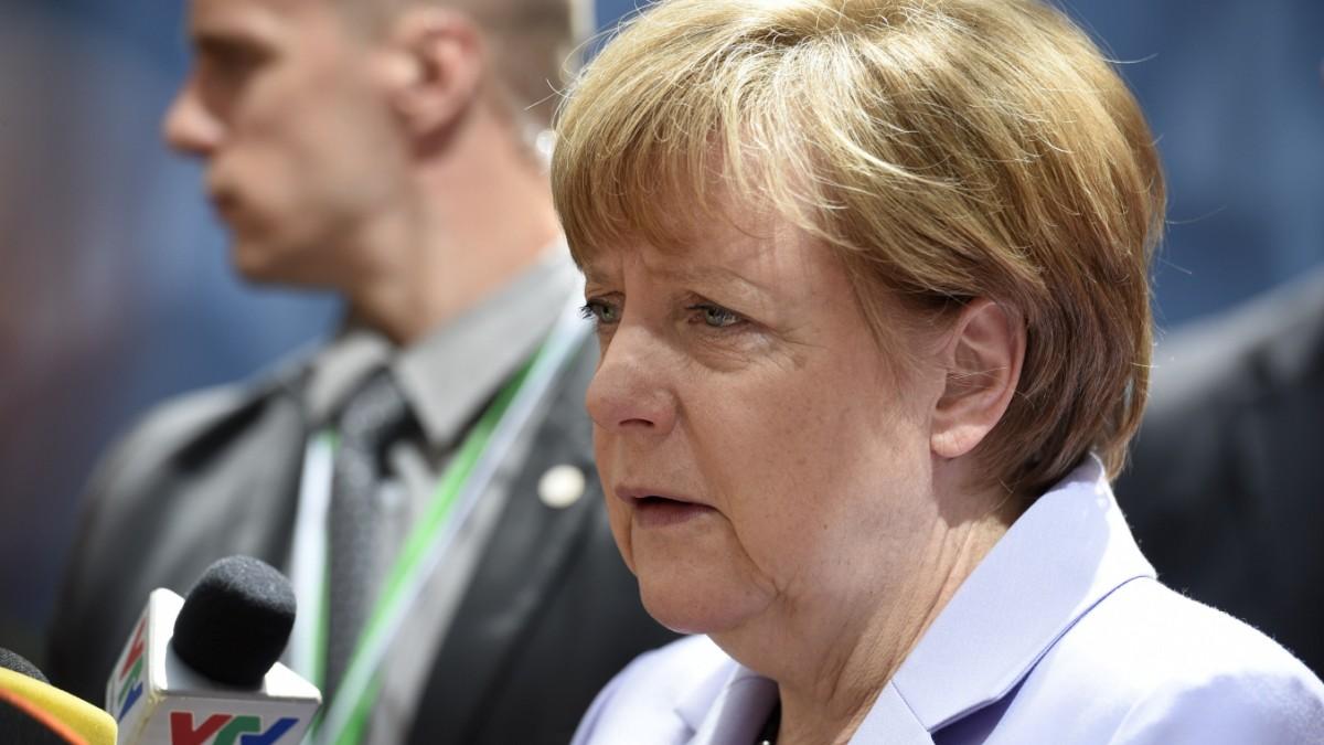 Merkel mahnt Einigung bis Montagmorgen an