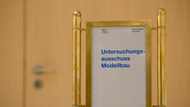 Haderthauer-Ausschuss im Landtag