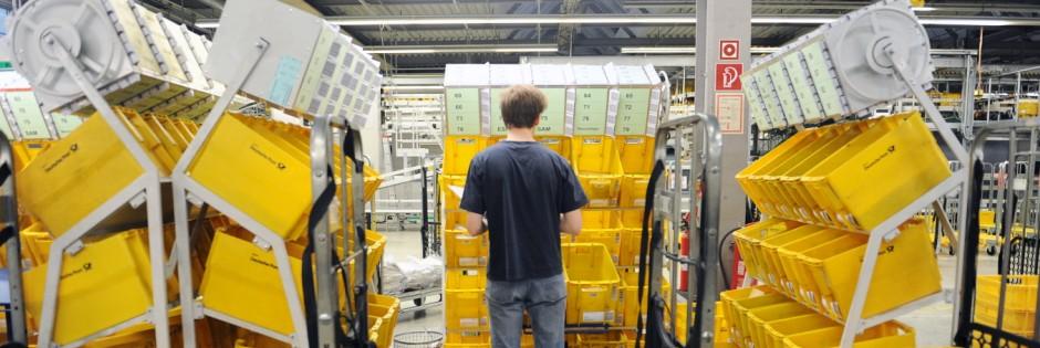 Deutsche Post Deutsche Post