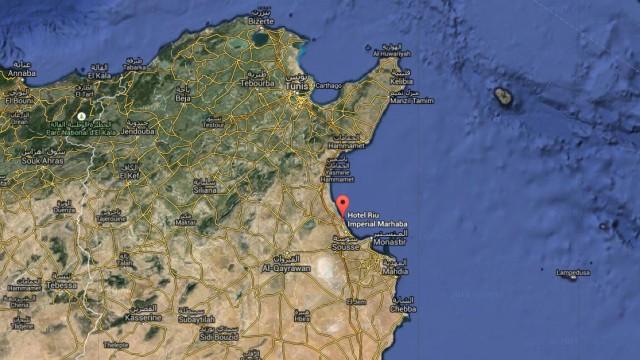 Terroranschlag in Sousse Anschlag am tunesischen Strand