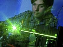 Quantum computer research