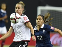 Frauen-WM Deutschland - Frankreich