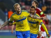 Schweden besiegt Dänemark bei der U21-EM