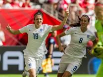 Quarter-finals - England vs Canada