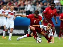 Portugal v Germany - UEFA Under21 European Championship 2015