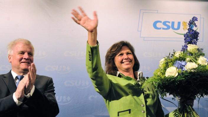 Bezirksparteitag der CSU-Oberbayern