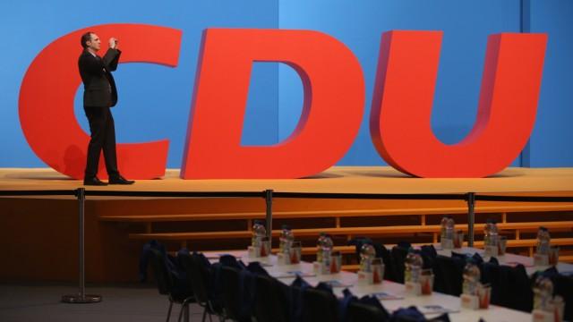 CDU wird 70