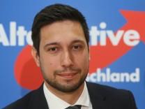 Lucke stellt Kandidaten für AFD-Generalsekretärs vor
