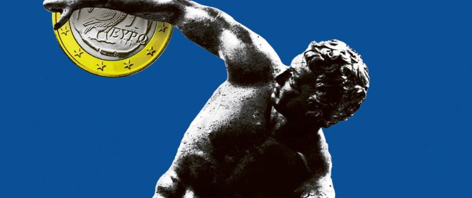 Griechenland am Abgrund Krise in Griechenland