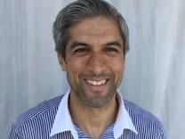 Amerikanistik-Professor Hafedh Gharbi im tunesischen Sousse