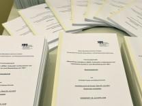 Bericht zu rechtsextremen Tötungsdelikten; Forschungsbericht