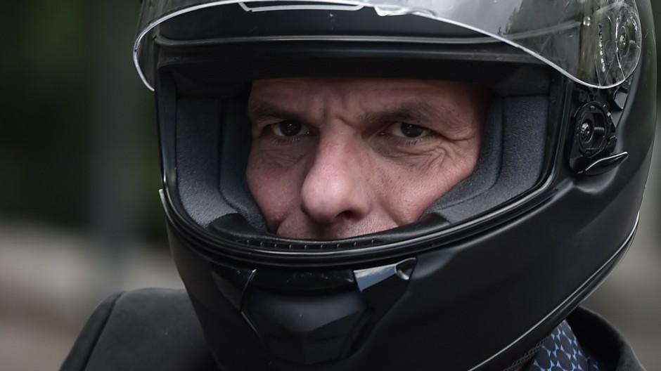 Yanis Varoufakis; Griechenland