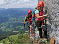 Klettersteig Unfall : Klettersteig aktuelle themen nachrichten süddeutsche