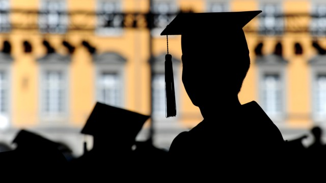 Universität - Abschluss