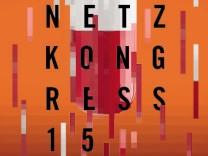 Zündfunk Netzkongress 2015 #zf15 Flyer