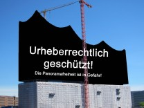 Panoramafreiheit Elbphilharmonie