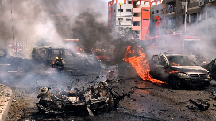 Bombing targets convoy of Egyptian Prosecutor General