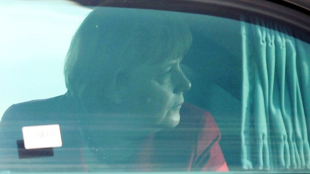 German Chancellor Angela Merkel visits Vietnam