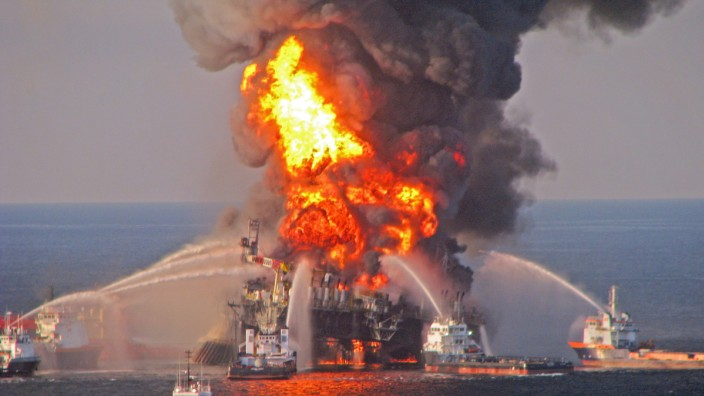 Deepwater Horizon oil spill suit settlement