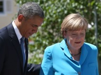 G7 Leaders Meet For Summit At Schloss Elmau