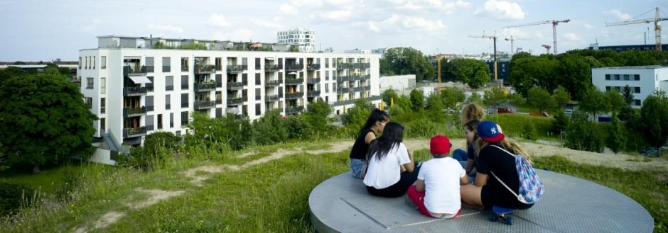 München: Report 'Soziale Ungleichheit' - Ackermannbogen