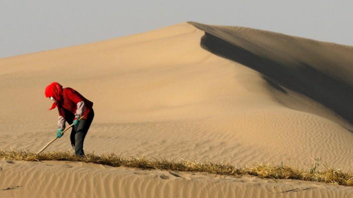 Wüstenausbreitung als Klimakiller bisher unterschätzt