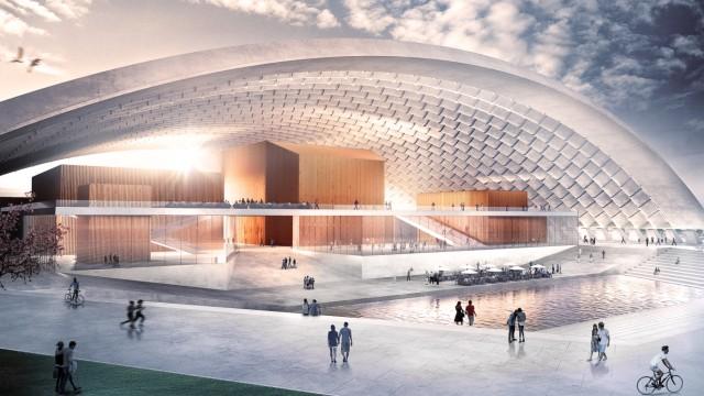 Konzertsaal-Debatte München