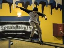 Skate-Contest im Jugendzentrum Tollhaus Actionhall