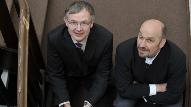 Traugott Roser und Eckhard Frick, 2010