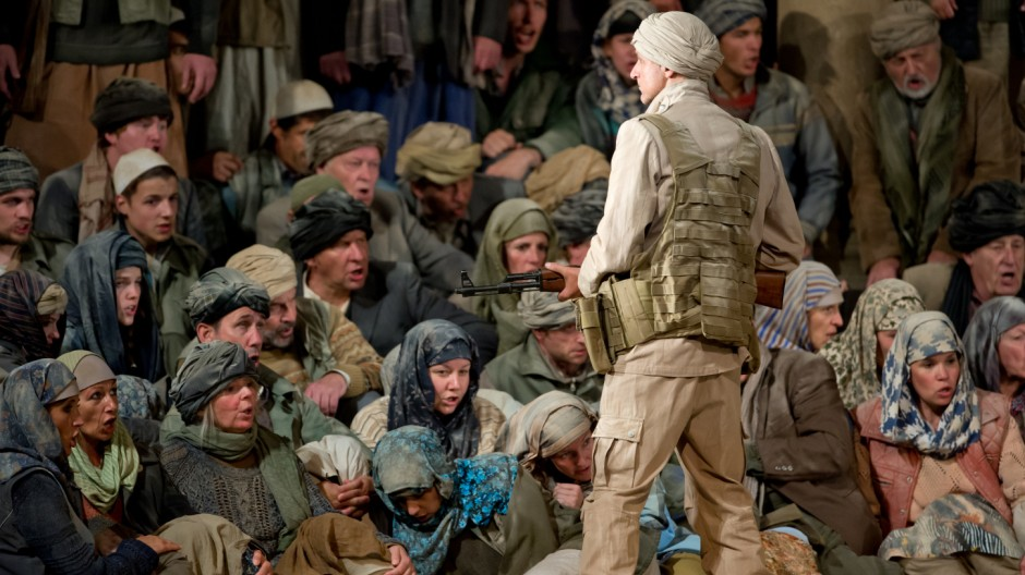 Passionstheater - Nabucco