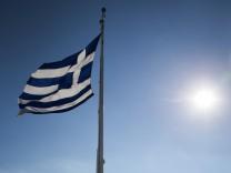 Greece referendum - preparations