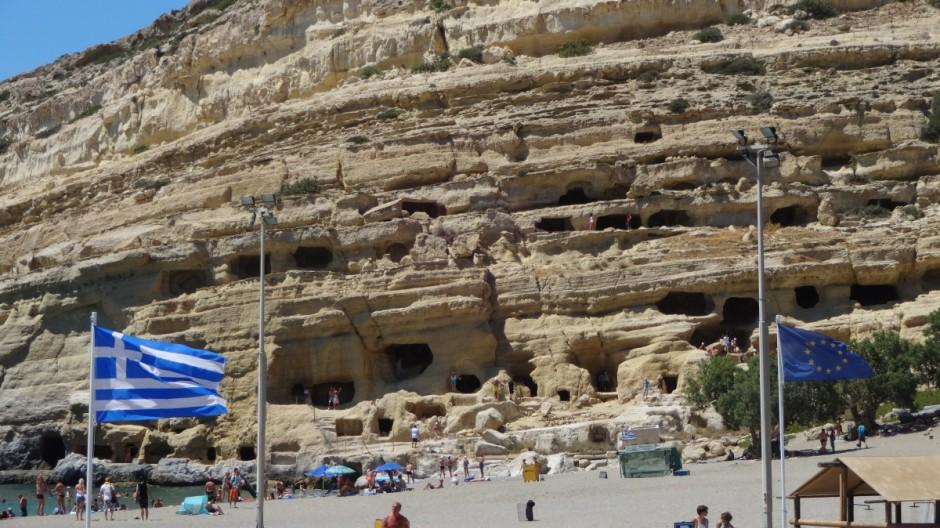 Griechenland, Matala