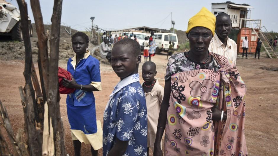 Südsudan Südsudan