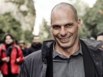 (FILE) Greek Finance Minister Yanis Varoufakis Resigns