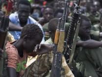 Kindersoldaten im Südsudan