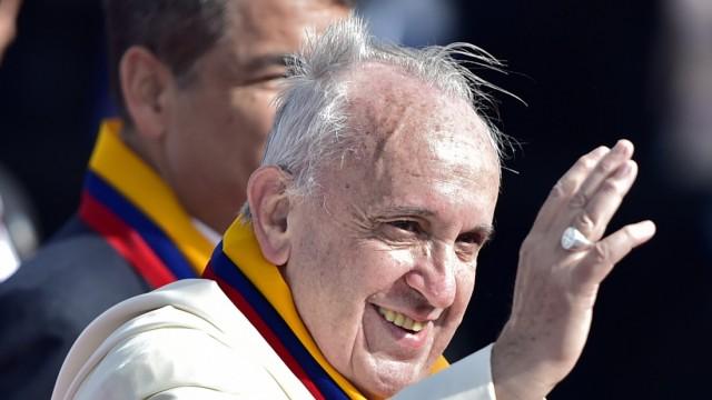 Papst Franziskus Deutschlandbesuch geplant