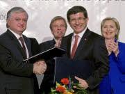 Türkei; Armenien; Clinton; dpa