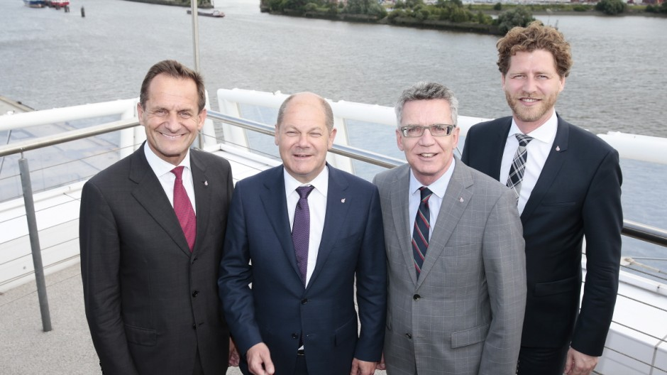 Hamburg Launches Olympia 2024 Bid Process