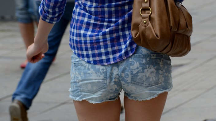 Hotpants-Verbot an Schule