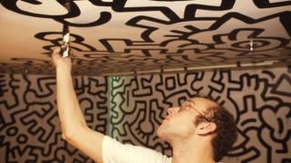 Keith Haring Doku Straßenkünstler München Süddeutschede