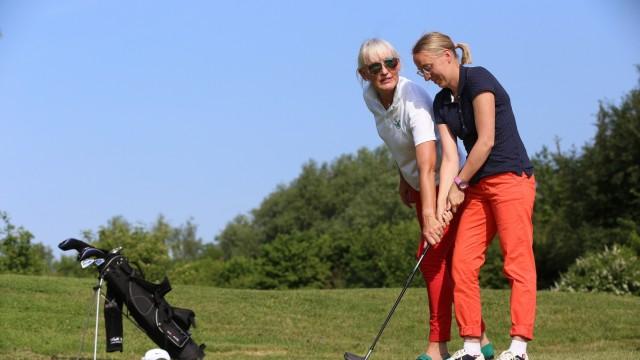 Aschheim Golf für Behinderte