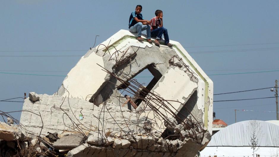 Gaza Ein Jahr nach dem Krieg