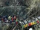 Tote bei Zugunglück in Südtirol (Bild)
