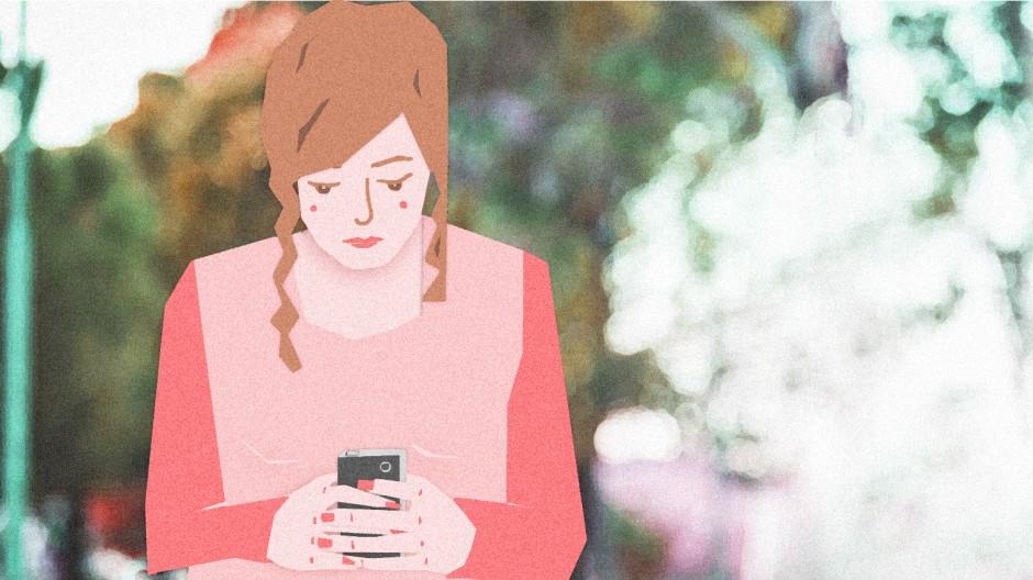 Beziehung Ghosting als Trennungs-Methode